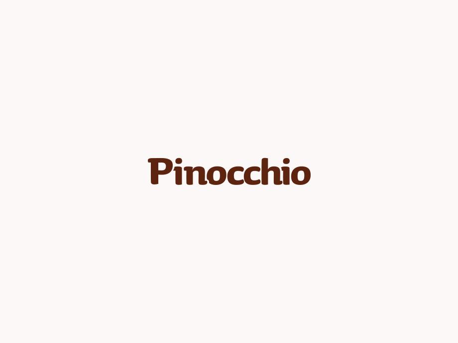 皮诺曹 - 皮具品牌VI设计